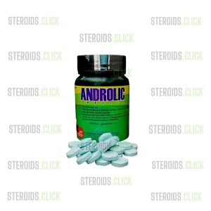 Androlic on steroids.click